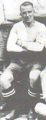 Charlie Bisby 1932-3 to 1935-6 Full Back 113 Games 0 Goals