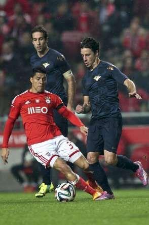SL Benfica vs Moreirense - LUSA/MANUEL DE ALMEIDA