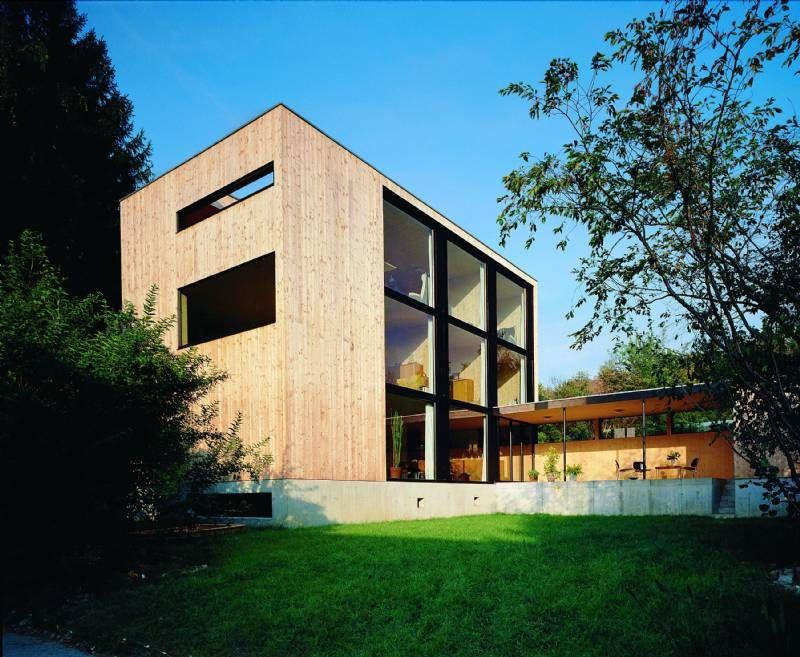 Afbeeldingsresultaat voor huis hout gevel droomhuis pinterest searching - Huis gevel ...
