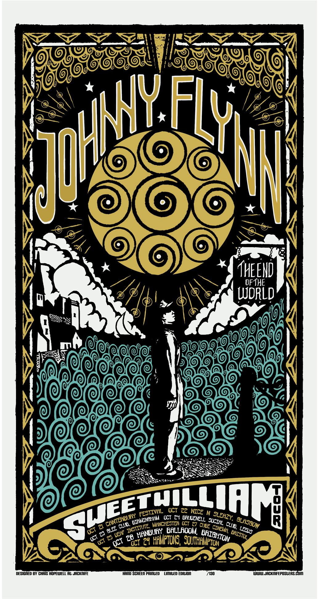 """THE LUMINEERS Poster Wall Print 24/"""" x 36/"""" 7 inch"""