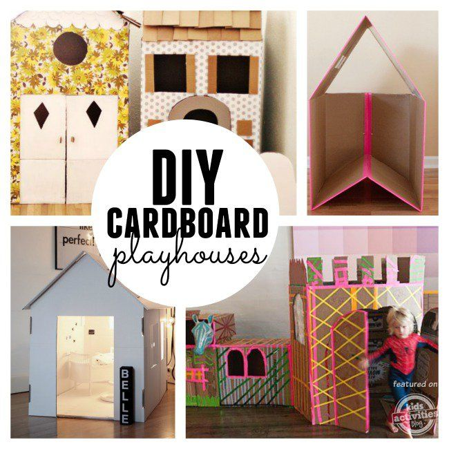 25 Indoor Playhouses For Little Dreamers | Indoor playhouse ...
