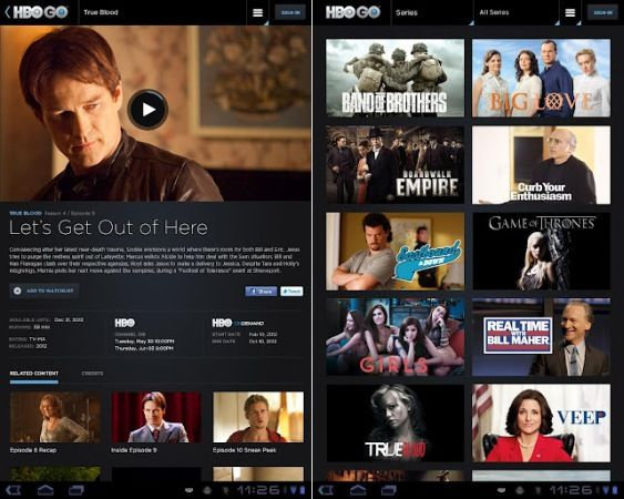 Pin by James Christian on Mobile Apps+Technology Hbo go