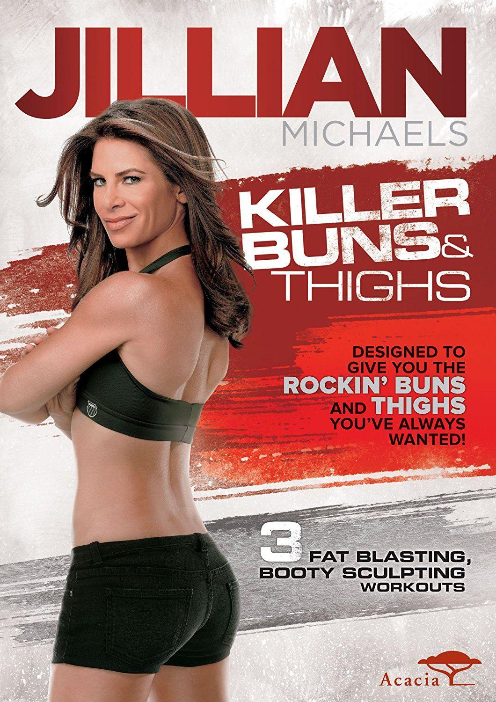 Jillian Michaels Killer Buns Amp Thighs Dvd Review