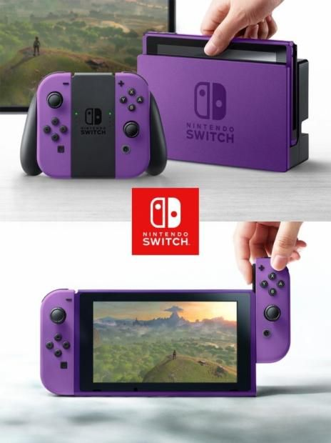 nintendo switch accessories Nintendo Switch gets a much-needed splash of color