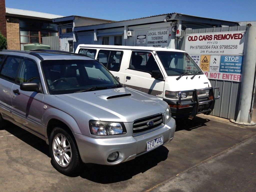 Looking for legitimate and quick way to dispose of your old van?Hire ...
