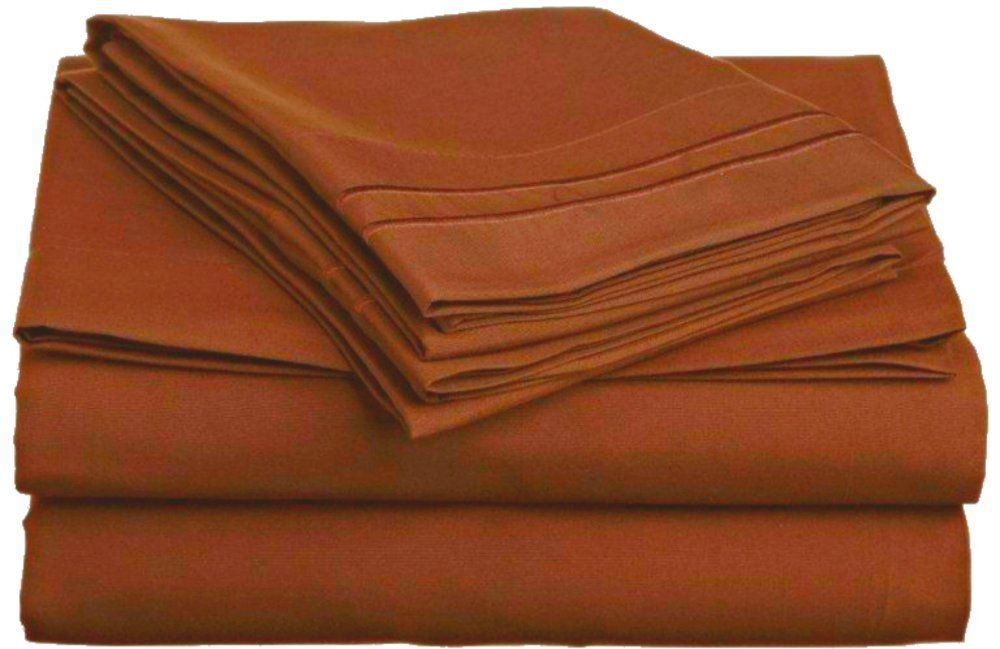 Best Rust Colored Queen Size Sheets - http://coloringpagesgreat ...