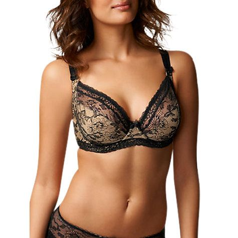 90ffc4fdd Fantasie Susanna Full Cup Bra, Antique Gold | Quest for Comfy Busty ...
