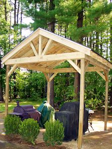 Grill Gazebo Pete Pinterest Grilling Shelter And
