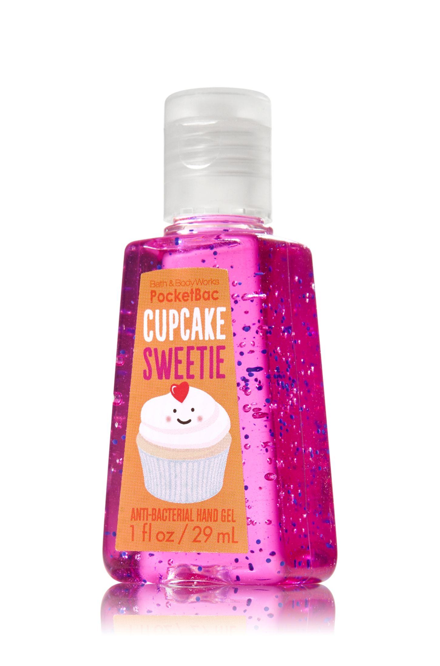 Cupcake Sweetie Bath Body Works Pocketbac Sanitizing Hand Gel