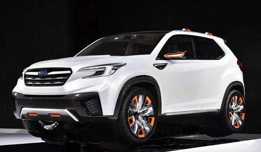 2020 Subaru Tribeca Engine Interior Exterior Considering That The Current Working Day Assertive Suv The 2020 Subaru Subaru Tribeca Subaru Tokyo Motor Show