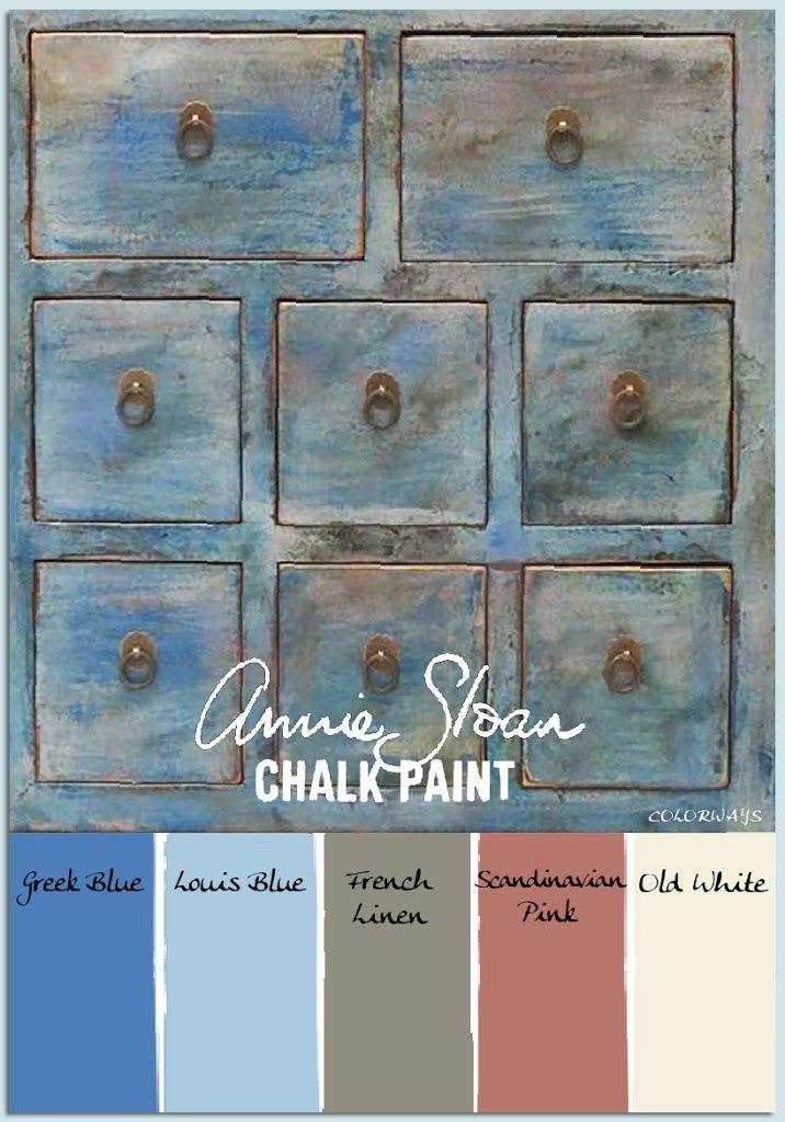 Spicy Colors Annie Sloan Chalk Paint Colors Chalk Paint Colors Chalk Paint