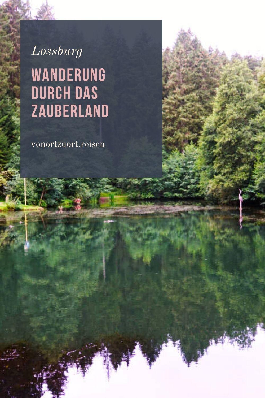 Zauberwald Im Zauberland Von Lossburg Wanderung Fur Jeden Zauberwald Reiseziele Ausflug