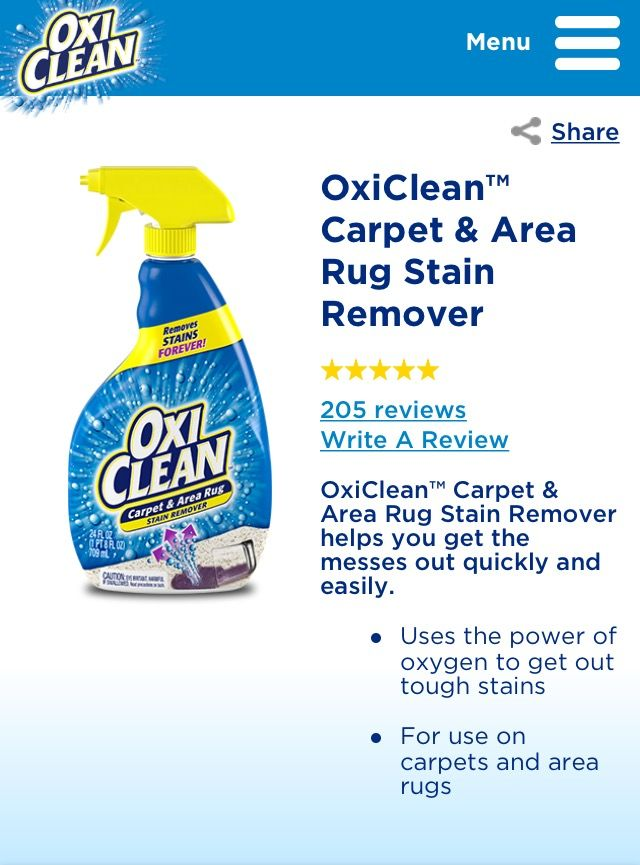 high quality and very affordable you can purchase oxiclean carpet