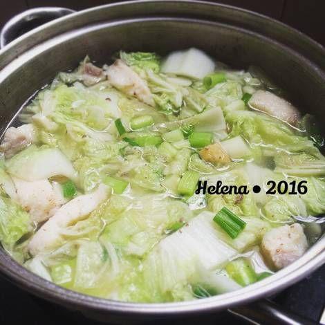 Resep Sup Dori Oleh Helena Resep Resep Sup Resep Makanan
