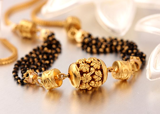 Mangalsutra Black Beaded Jewelry Gold Mangalsutra Designs Gold Mangalsutra,Easy Simple Mehndi Designs For Kids Step By Step Back Hand