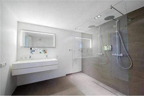 badkamer dubbele douche - Google zoeken - Badkamers | Pinterest ...