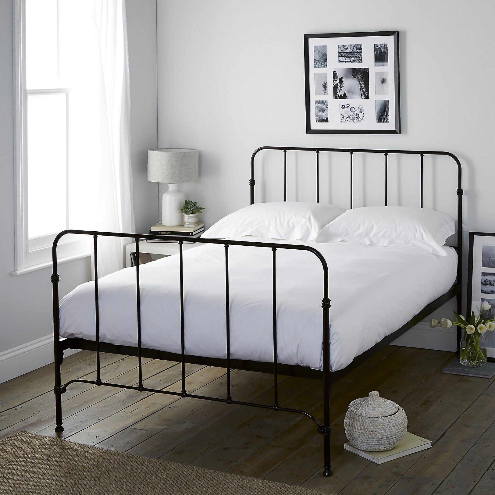 Stamford Bed Beds Furniture Home The White Company Uk
