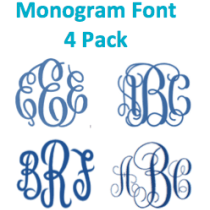 monogram downloads for brother