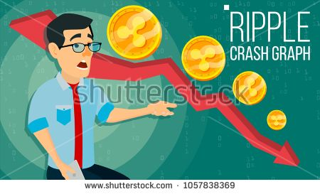 If cryptocurrency goes negative on stock