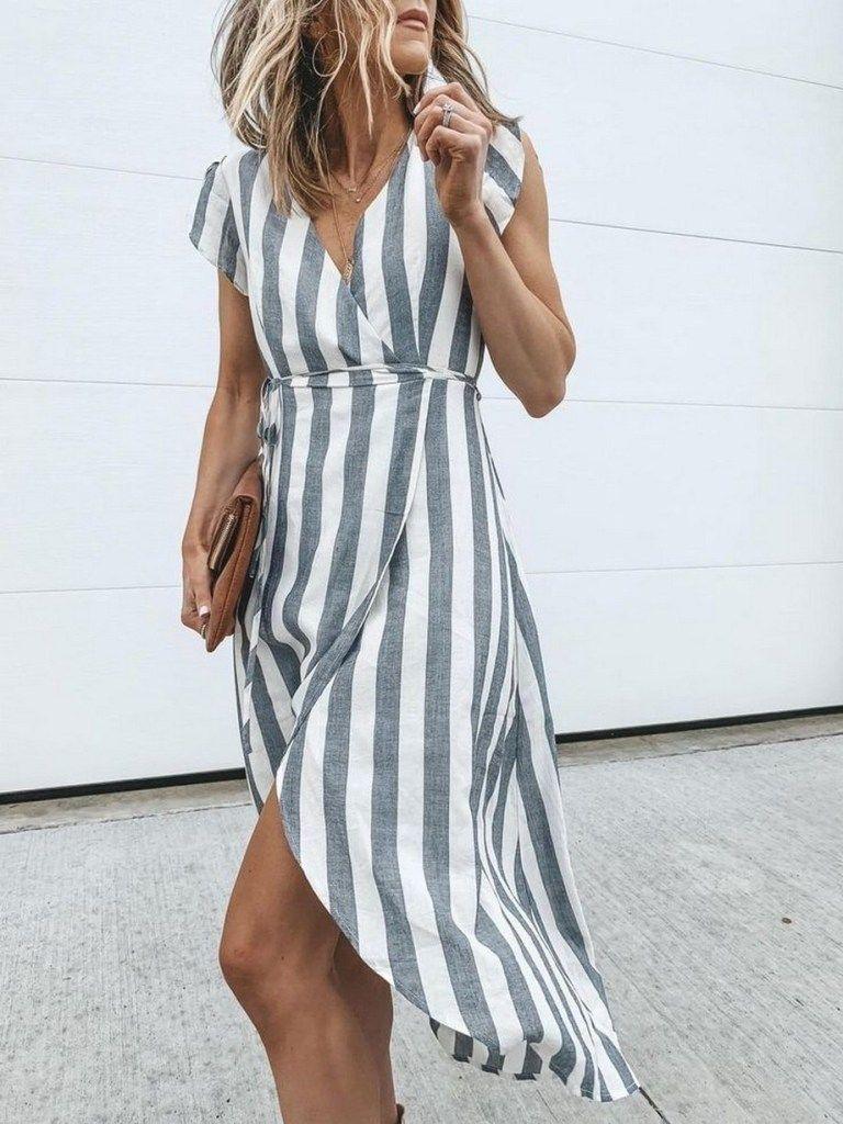58 Boho Dress To Rock This Summer Fashion #bohosummerfashion