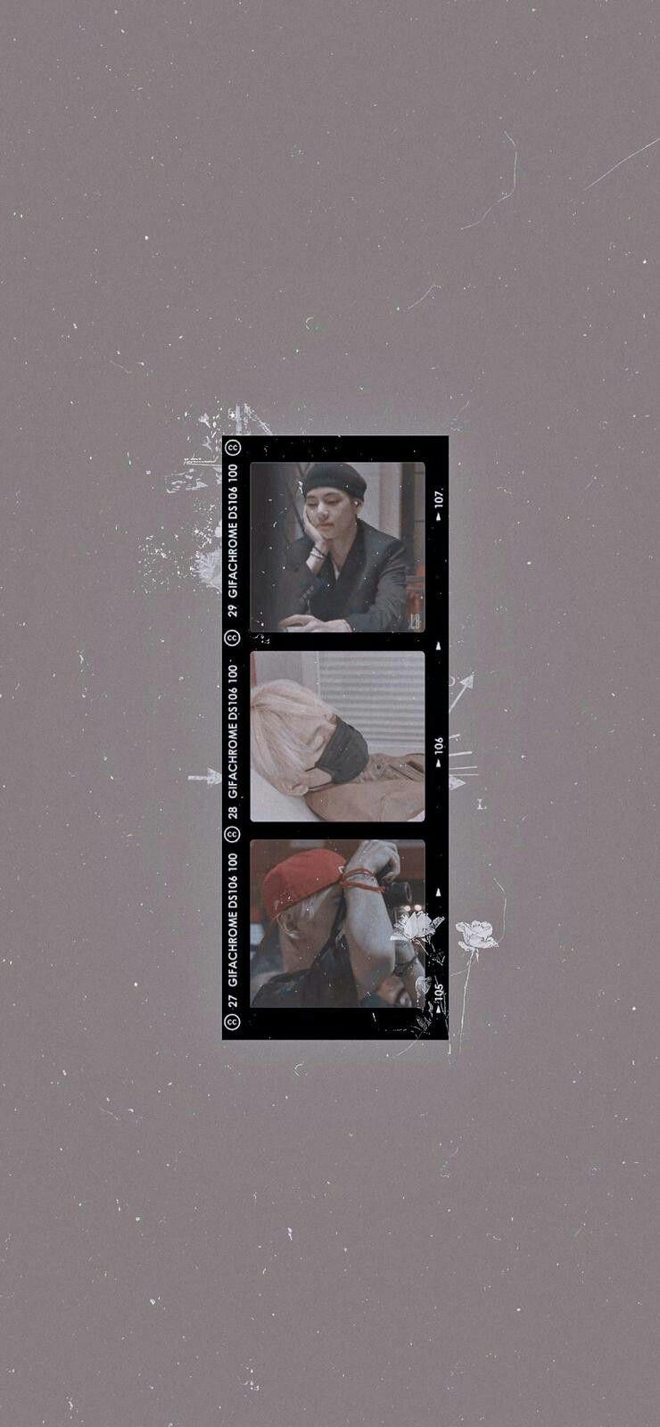 Pin Oleh Esmeralda Aguilar Di Bangtan Wallpapers Wallpaper Iphone Seni Buku Kolase
