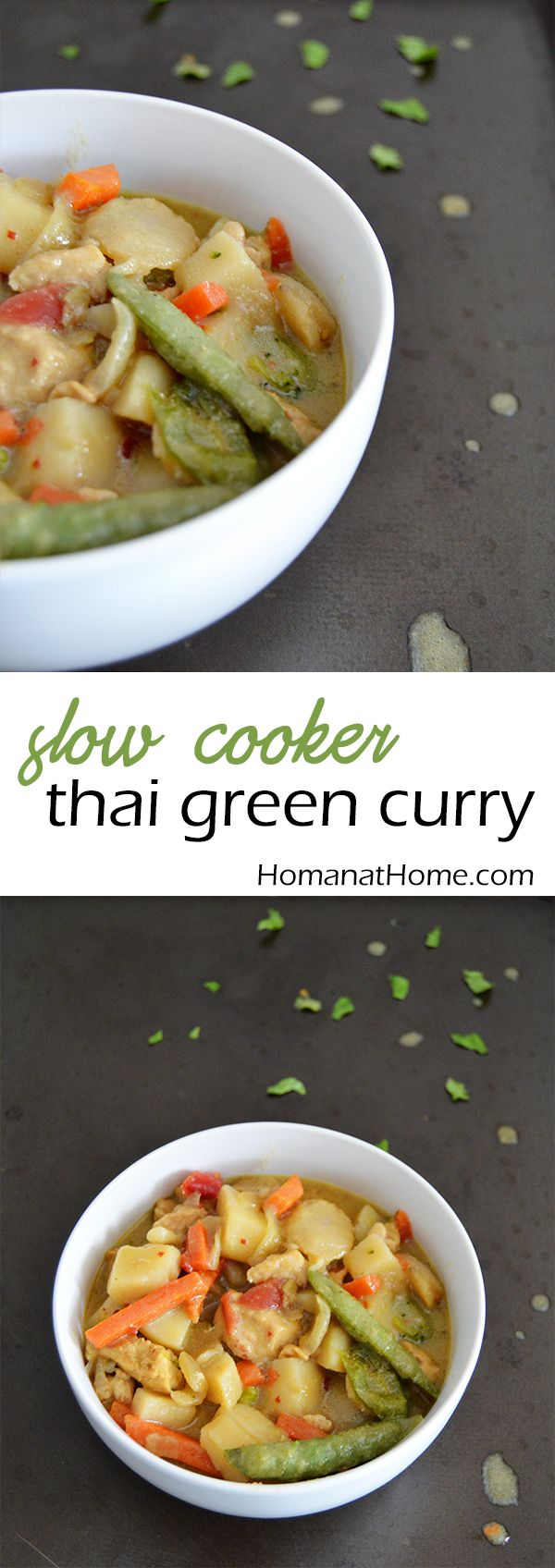 Green Curry Resepti