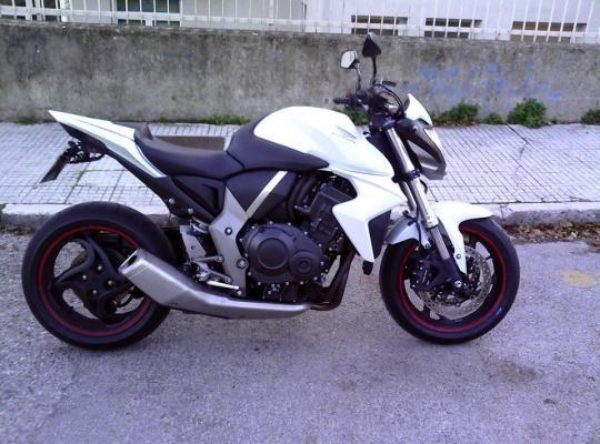 Honda CB 1000 CB 1000 R 2008 Moto Honda CB 1000 CB 1000 R 2008 vendo usato a ancona € 5.500