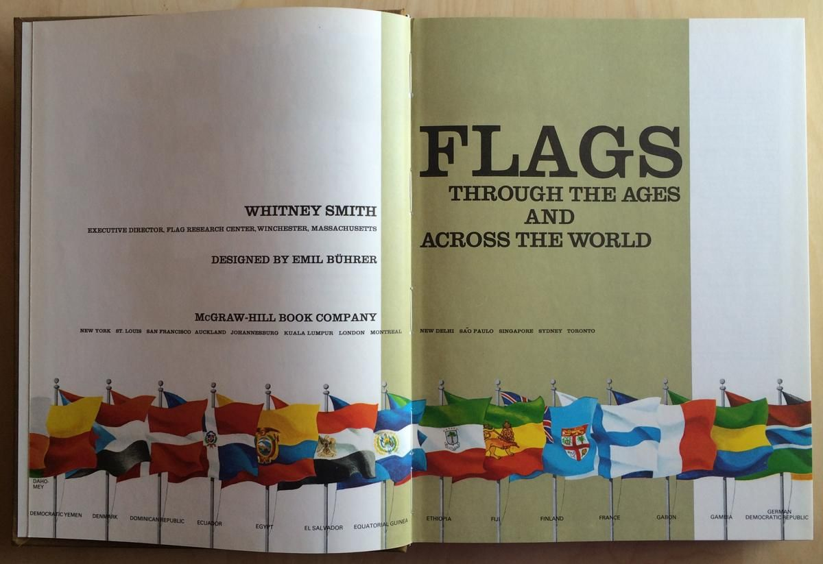 Whitney Smith | Flags Through the Ages and Across the World (1975)