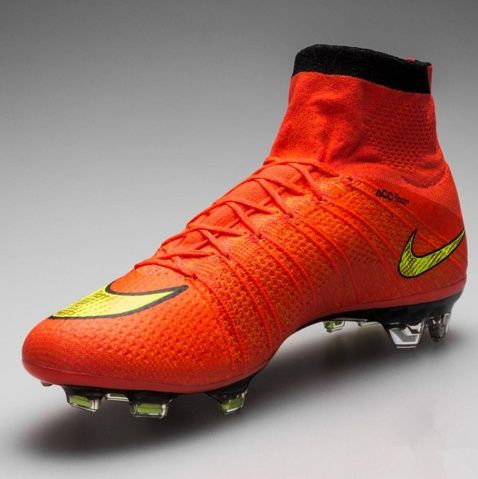 newest 90e51 6f2e8 Nike Mercurial Superfly Fg Hyper Punch Gold Red Hot