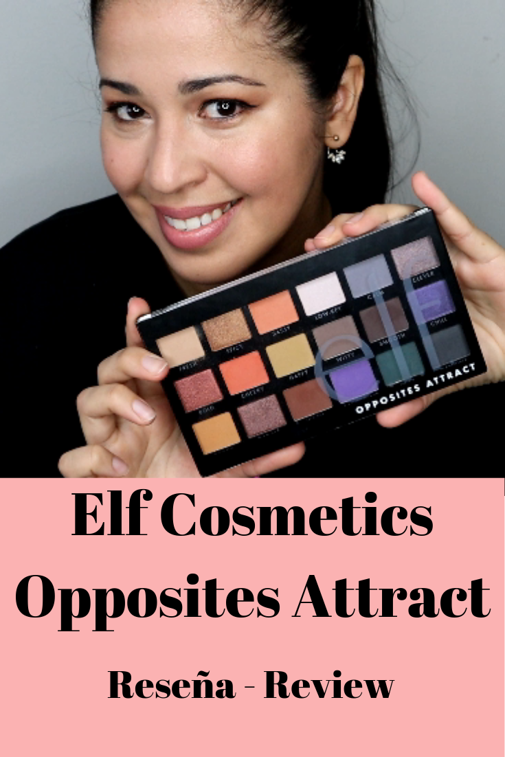 Reseña Elf Cosmetics Opposites Attract Review beauty