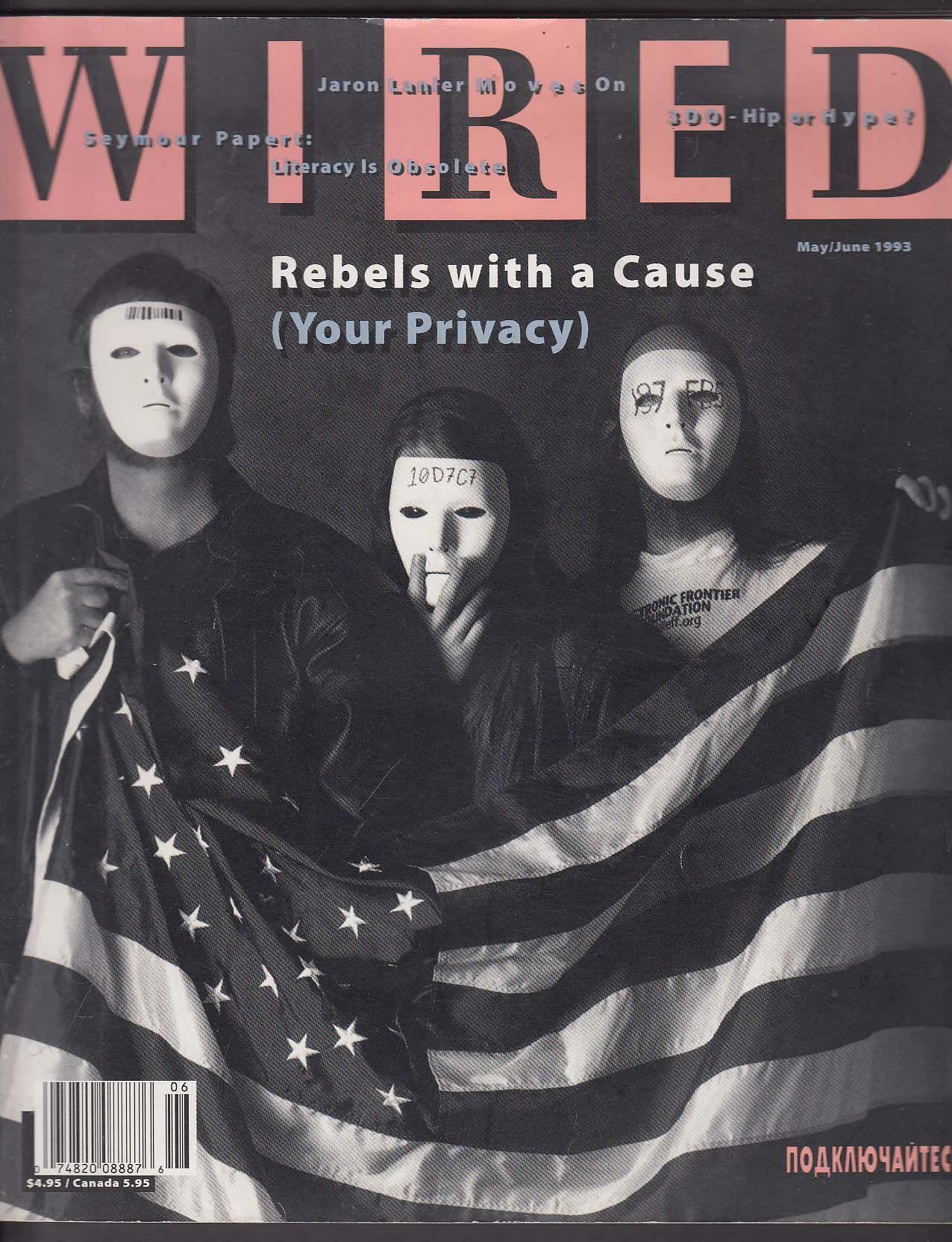 Wired magazine, may 1993 | Ciberespacio 101 | Pinterest