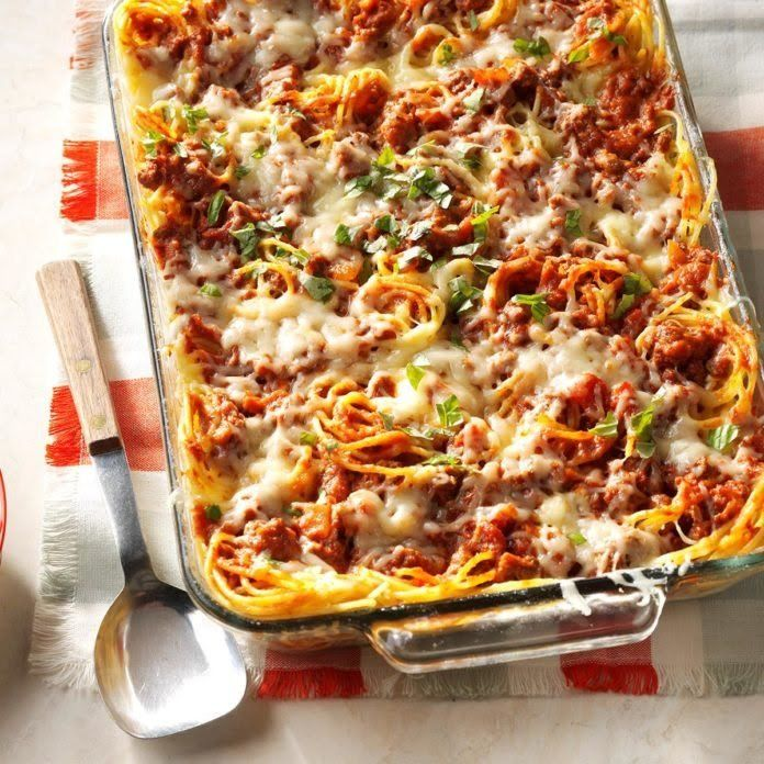 Casserole-a-Day Meal Plan for September images