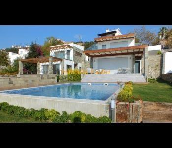 Luxus Villa Diamont Sea in Bodrum Yalikavak € 650.000, Schlafzimmer: 4, Bad: 4, m²: 260