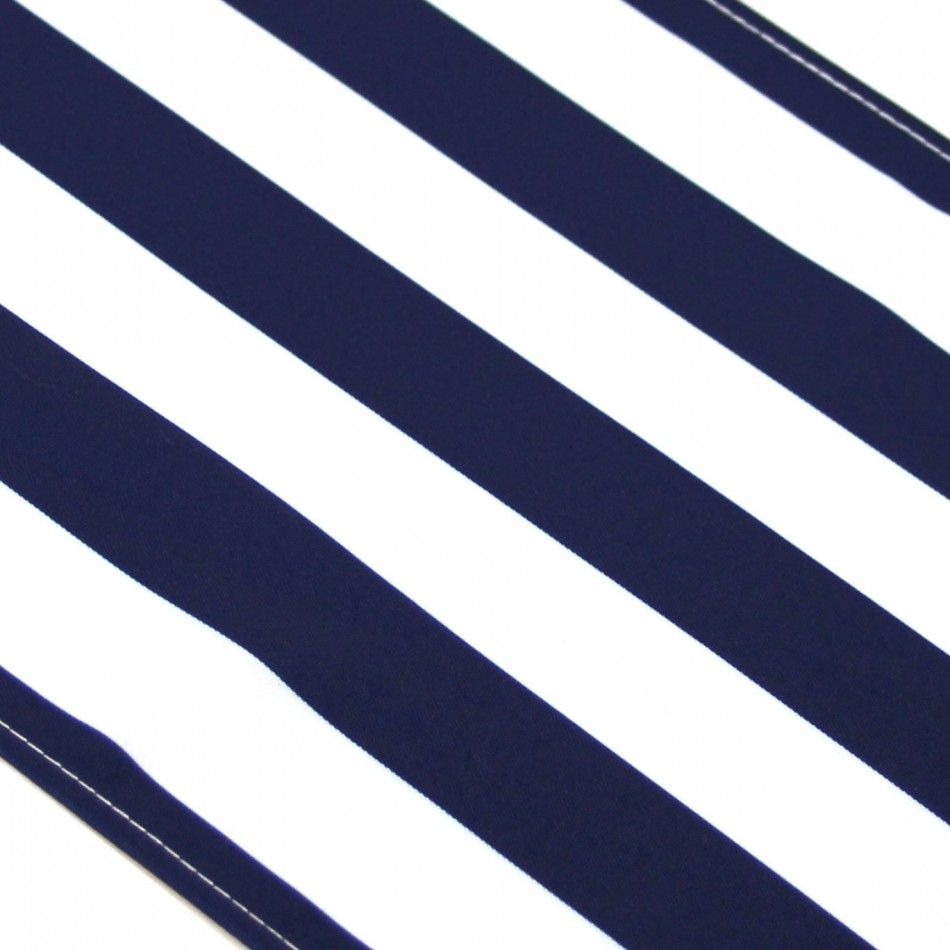 Striped Table Runner   Navy [404831 Navy Stripe Table Runner] : Wholesale  Wedding Supplies