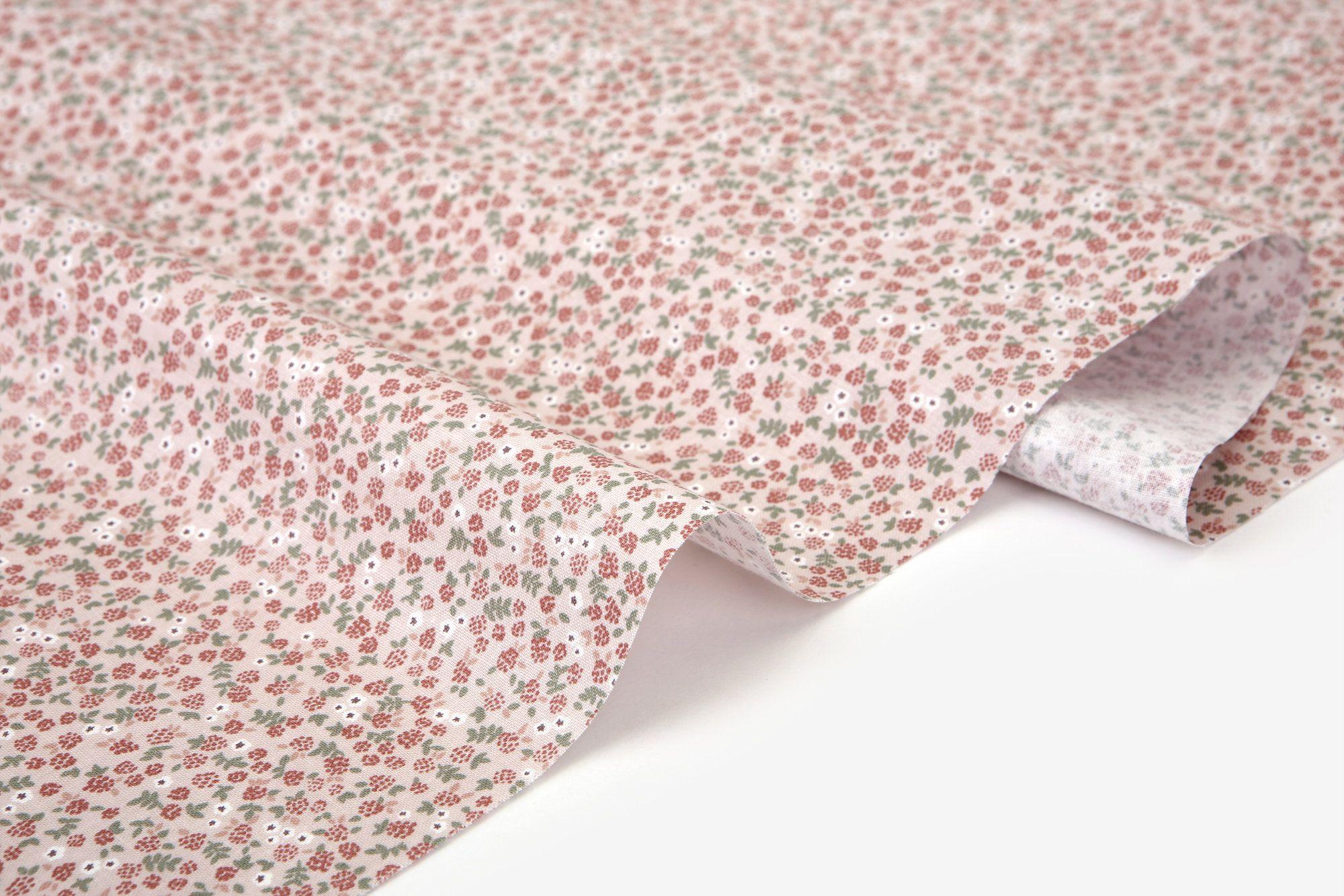 1 2 Yard 100 Cotton Raspberry Pink 42 Wide Dailylike Canada Fabric Canvas Fabric Cotton Canvas