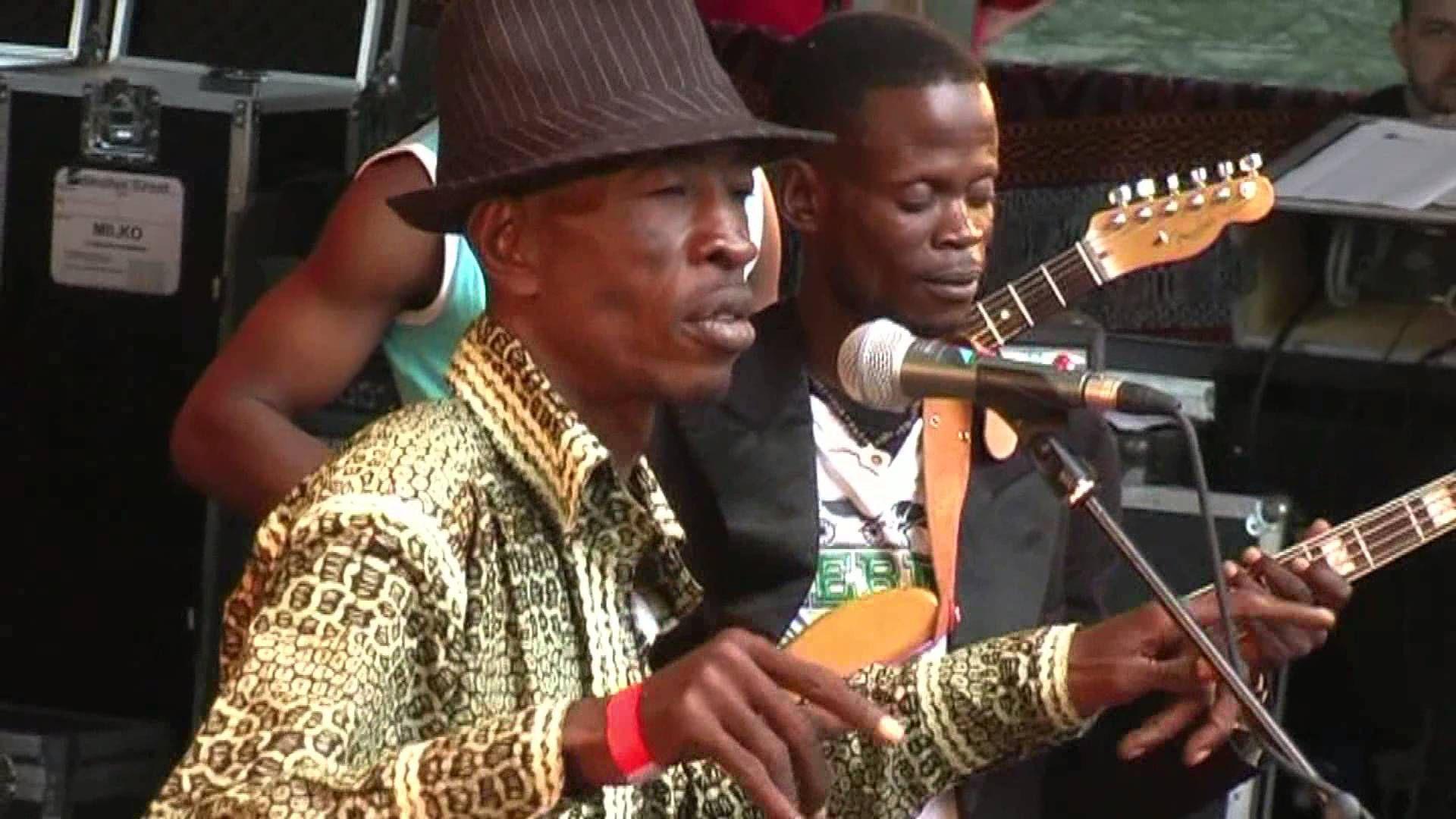 Introducing Afrikafestival Hertme AFH1 World music