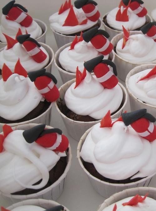 feuerl scher lustige cupcakes pinterest feuerl scher lustige cupcakes und feuerwehr. Black Bedroom Furniture Sets. Home Design Ideas