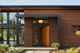 exterior awnings door fos front wood canopy entry awning