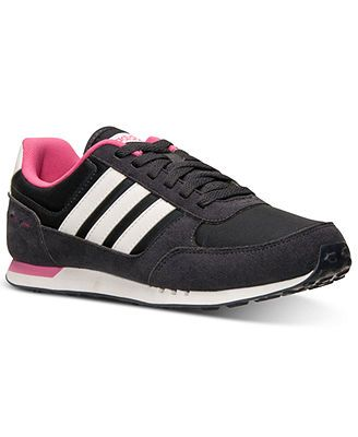 Adidas Women S Neo City Racer Casual Sneakers From Finish Line Hijos
