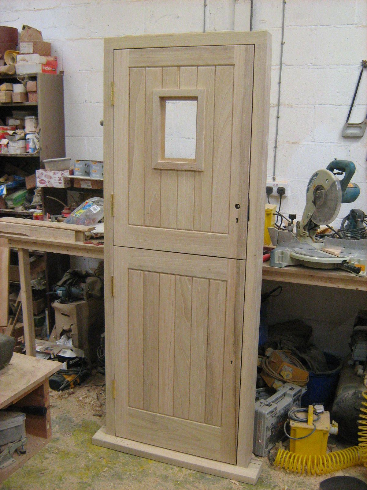 Stable Door by Merrin Joinery bespoke stable door outward