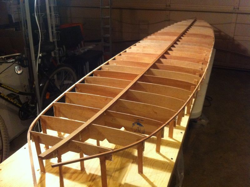 Building A Cedar Strip Stand Up Paddleboard Wood Paddle Boards Wood Airplane Wooden Surfboard