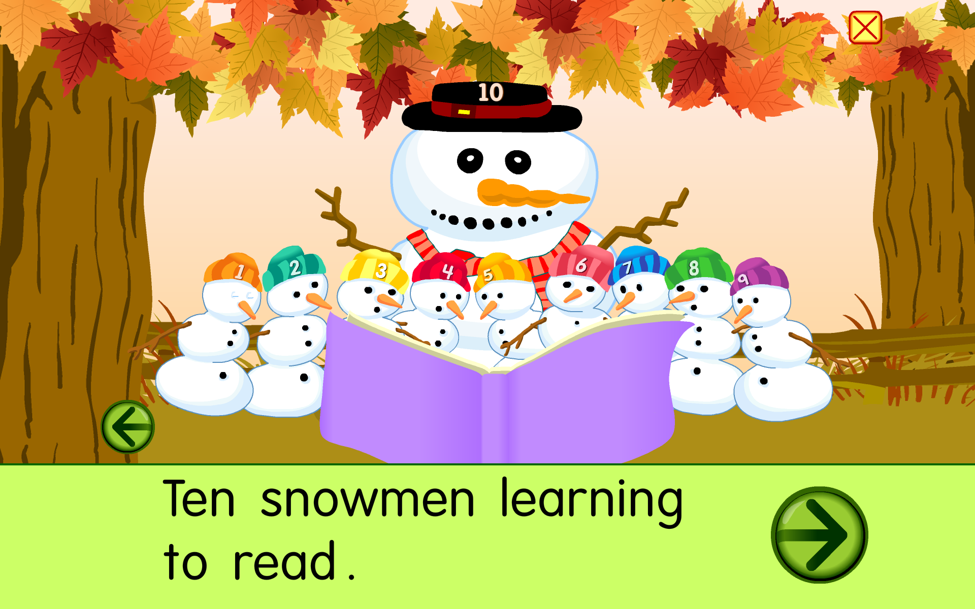 Image Result For Match The Snowmen
