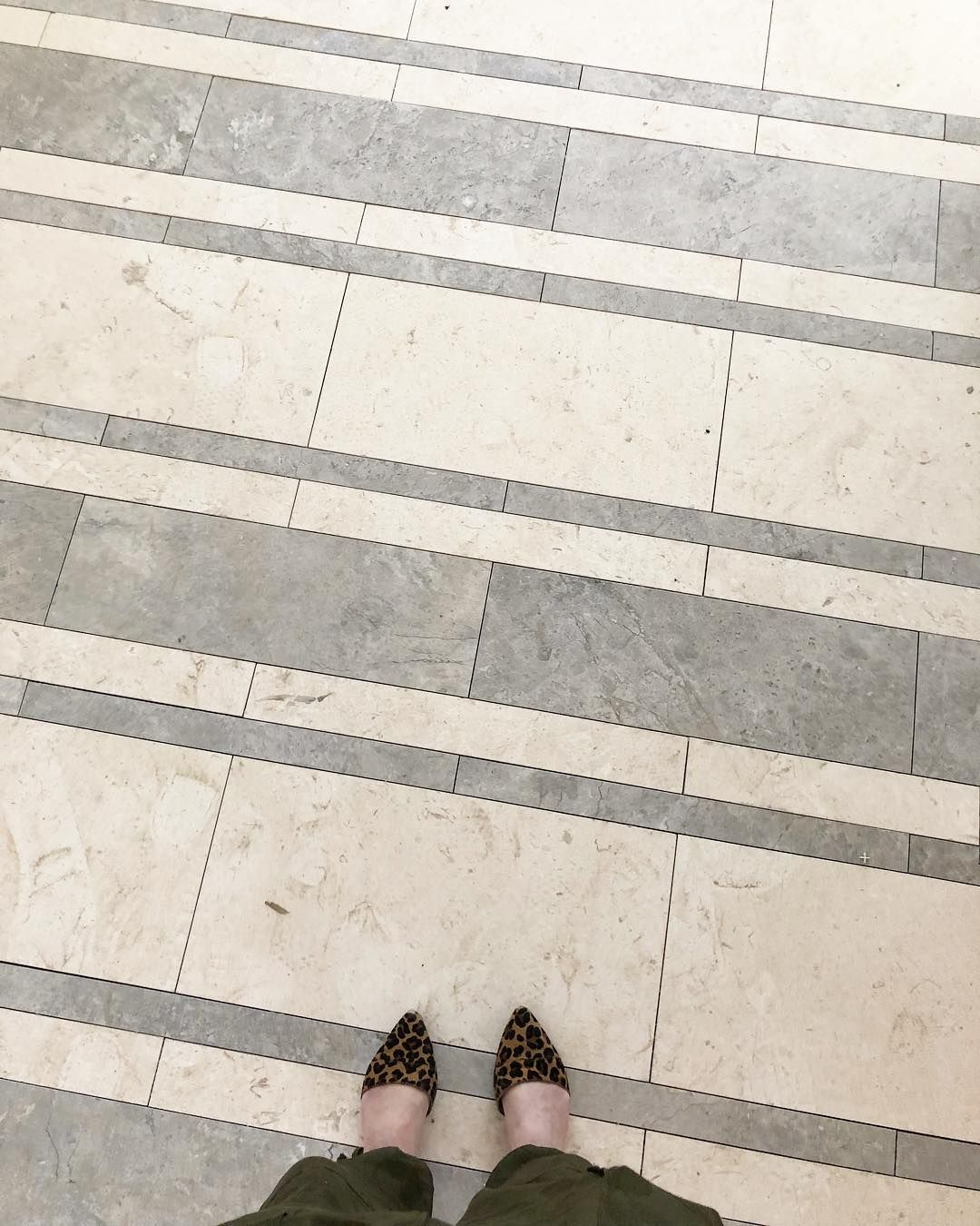 A Shoefie Is A Must When The Tile Looks This Good