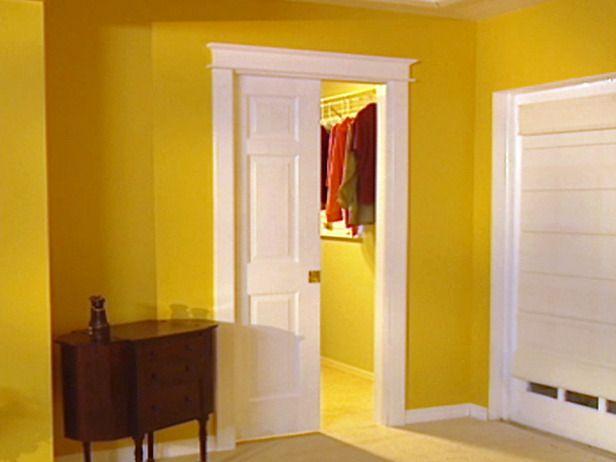 The Pros And Cons Of Pocket Doors Pocket Doors Pocket Door Installation Home