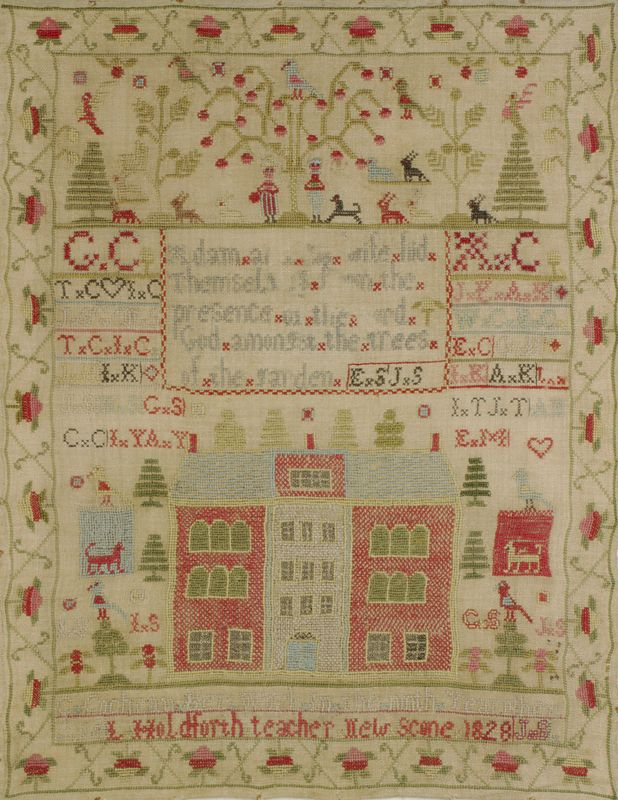 Christian Cochran,1828 Christian, Quilts, Cochran