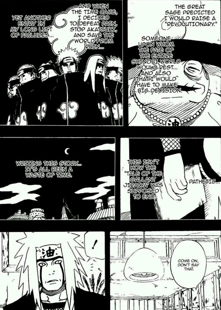Pin by Divya on Naruto Naruto comic, Naruto, Akatsuki