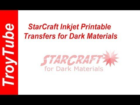 image relating to Starcraft Printable Htv called 116) Starcraft Inkjet Printable Transfers for Darkish Resources