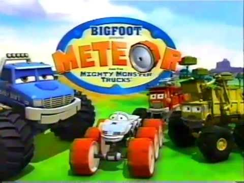 Meteor And The Mighty Monster Trucks Monster Trucks Monster Truck Show Monster Truck Videos