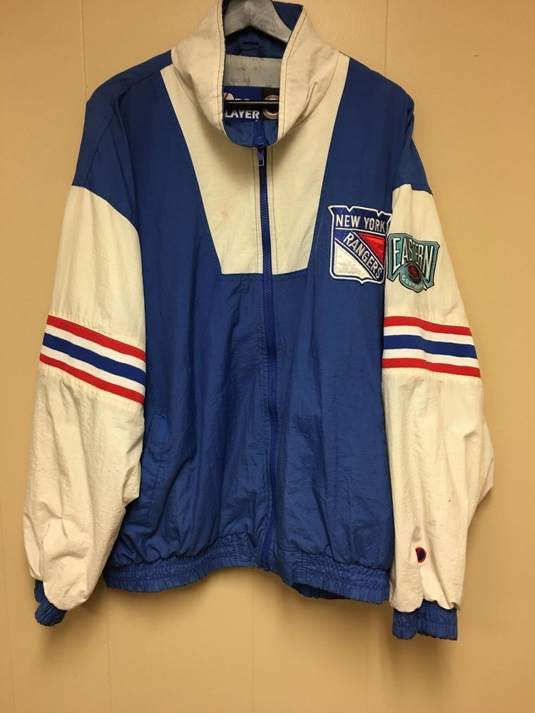Pro Player NHL New York rangers Jacket  e74037e7e