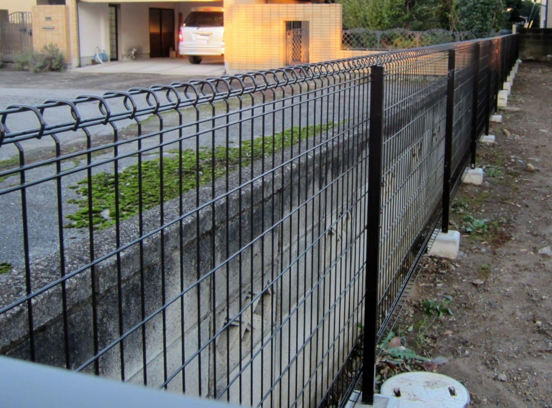 フェンス 安い の画像検索結果 フェンス 安い 外構 フェンス